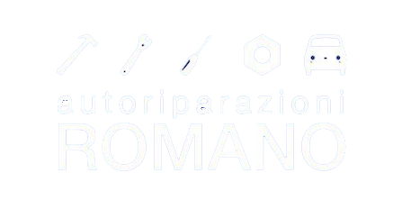 Autoriparazioni Romano Logo